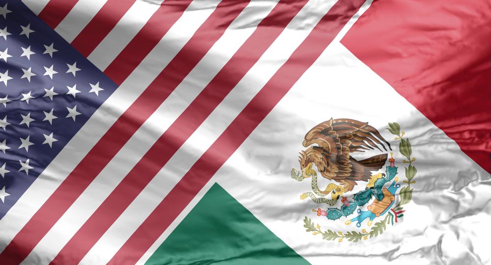 アメリカとメキシコ